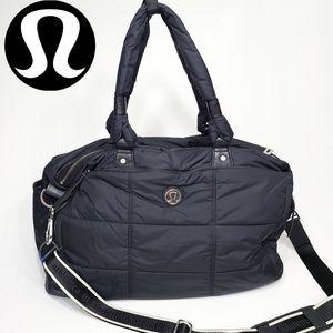 Lululemon Bon Voyage Bag XL Duffle Gym Yoga Tote